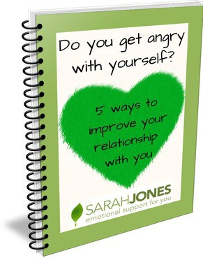 Do You Get Angry with Yourself